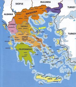 pilion karte Panagiotis Pilion Hellas